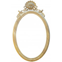 Oval mirror TK-A