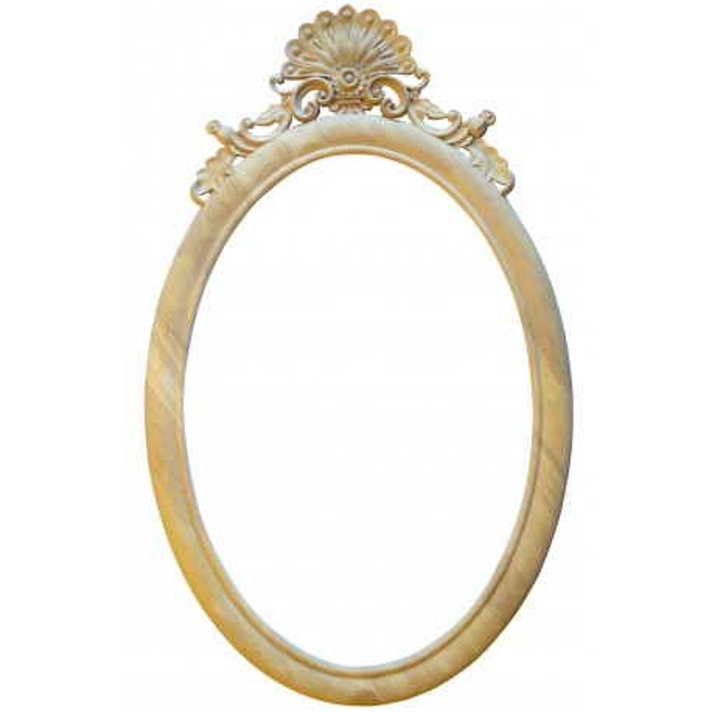 Classic wooden mirror TK-A