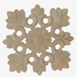 Wooden carved ornament RK-203