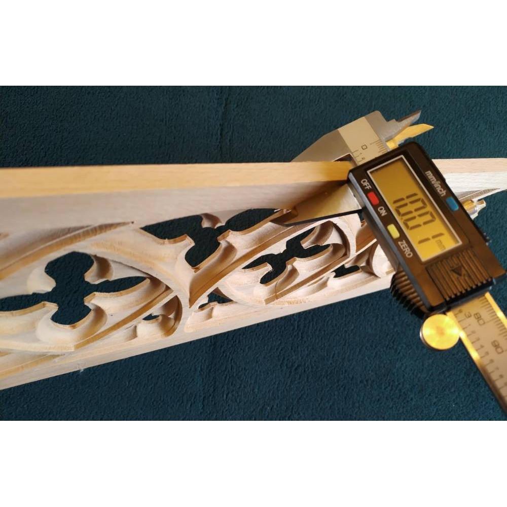 Dřevěné koncové elementy