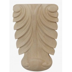 Carved acanthus leaf VK-426