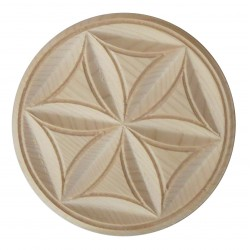 Rosette furniture ornament