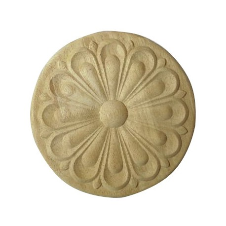 Decorative wood mouldings, ornaments