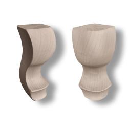 Dentil moulding for window casing and door casing