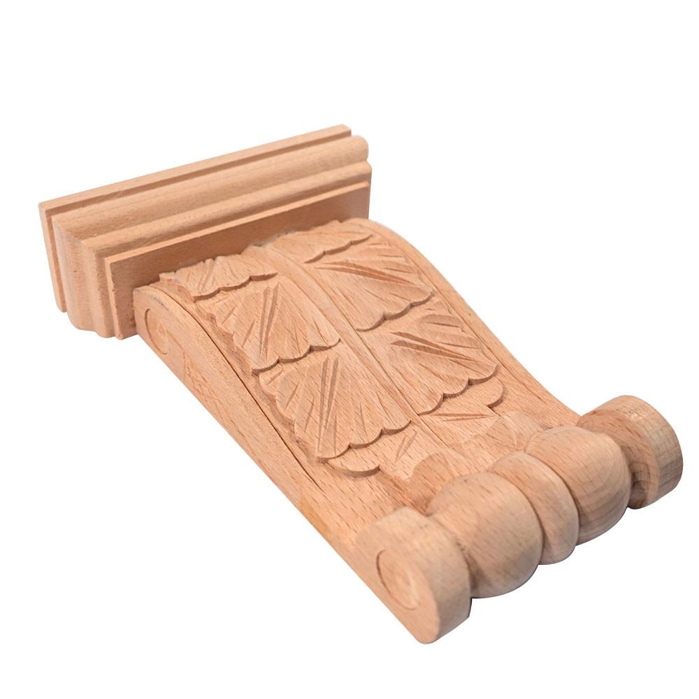 Wooden rosette