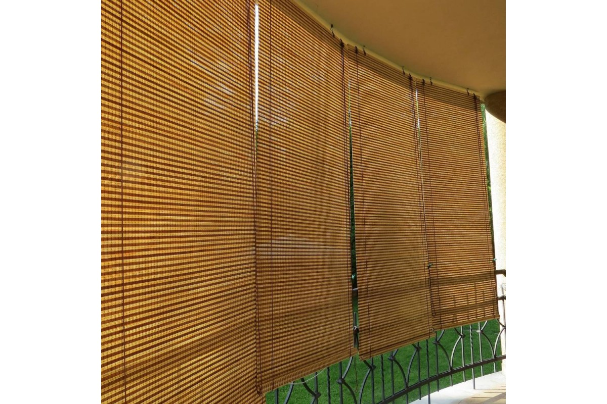 Low Cost Bamboo Blinds And Bamboo Window Shades Shipped By Courier
