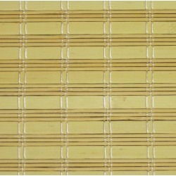 Bamboo roller blinds made of BC12