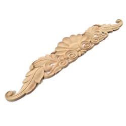 Tendril wood moulding