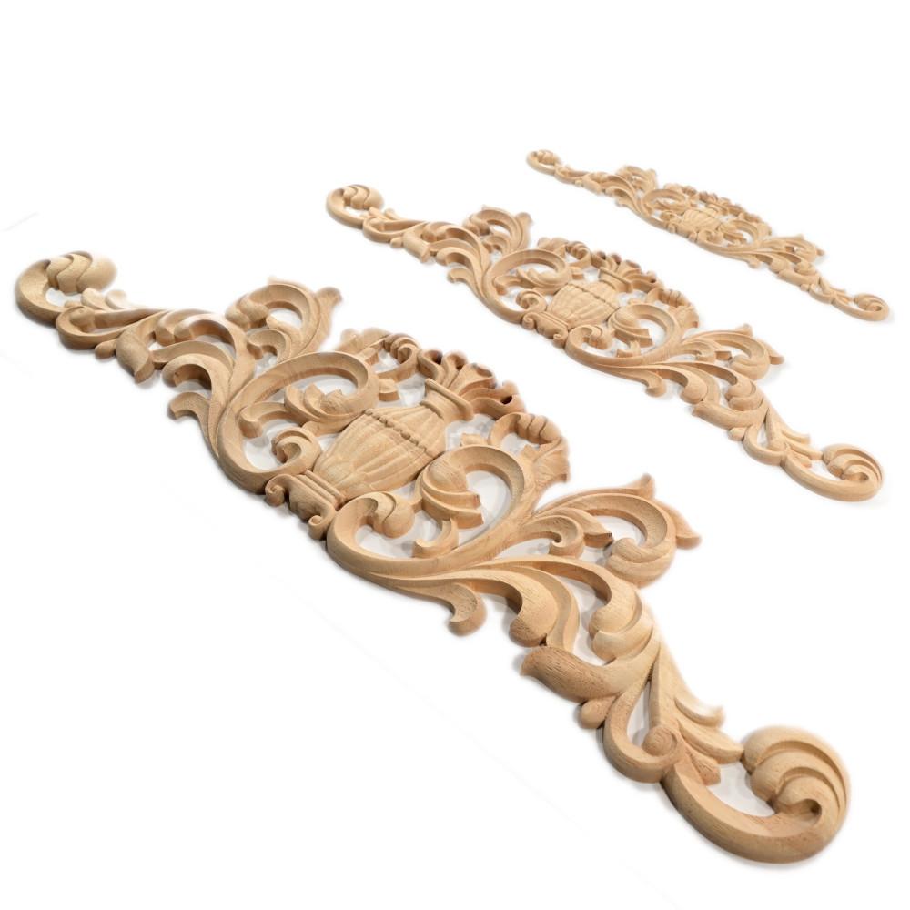 Paneling trim brown colour as cladding end cap