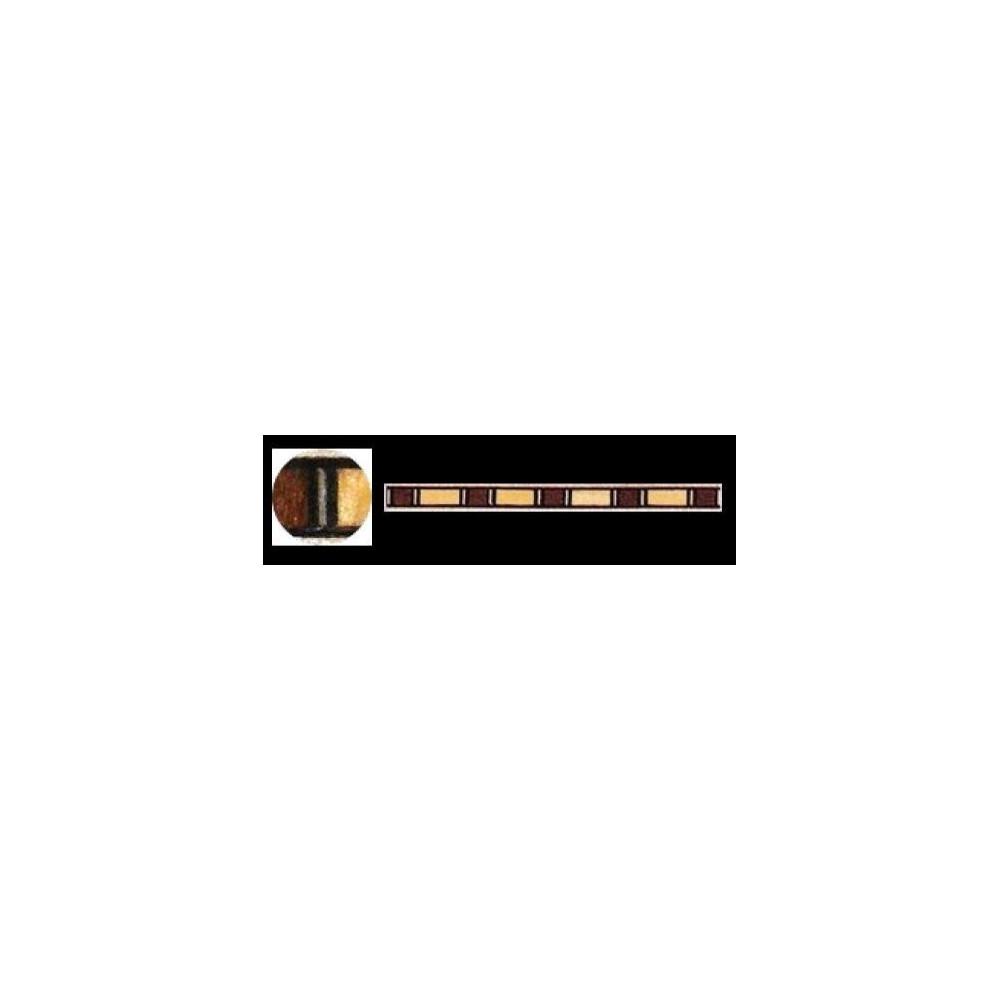 Široký pás intarzie, vkládání dřeva, dýhování