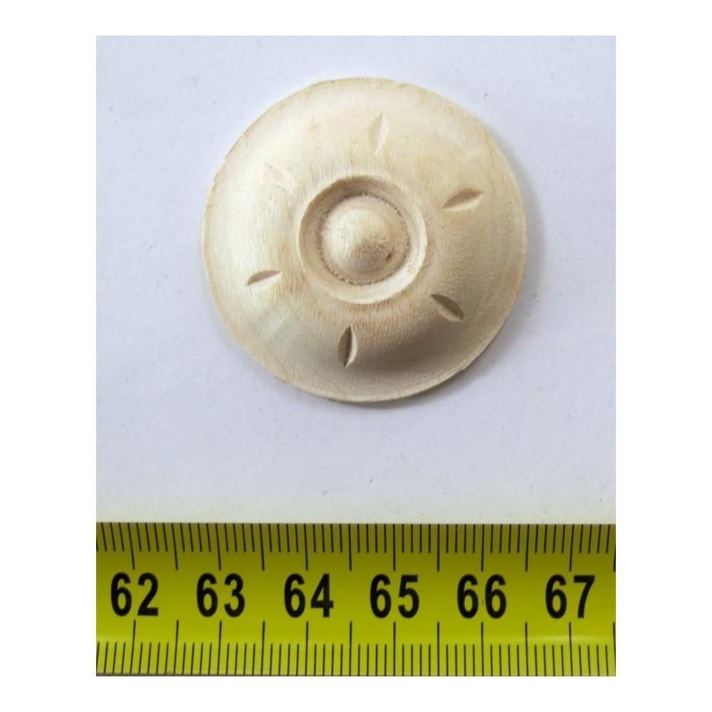 Wooden motif for furniture