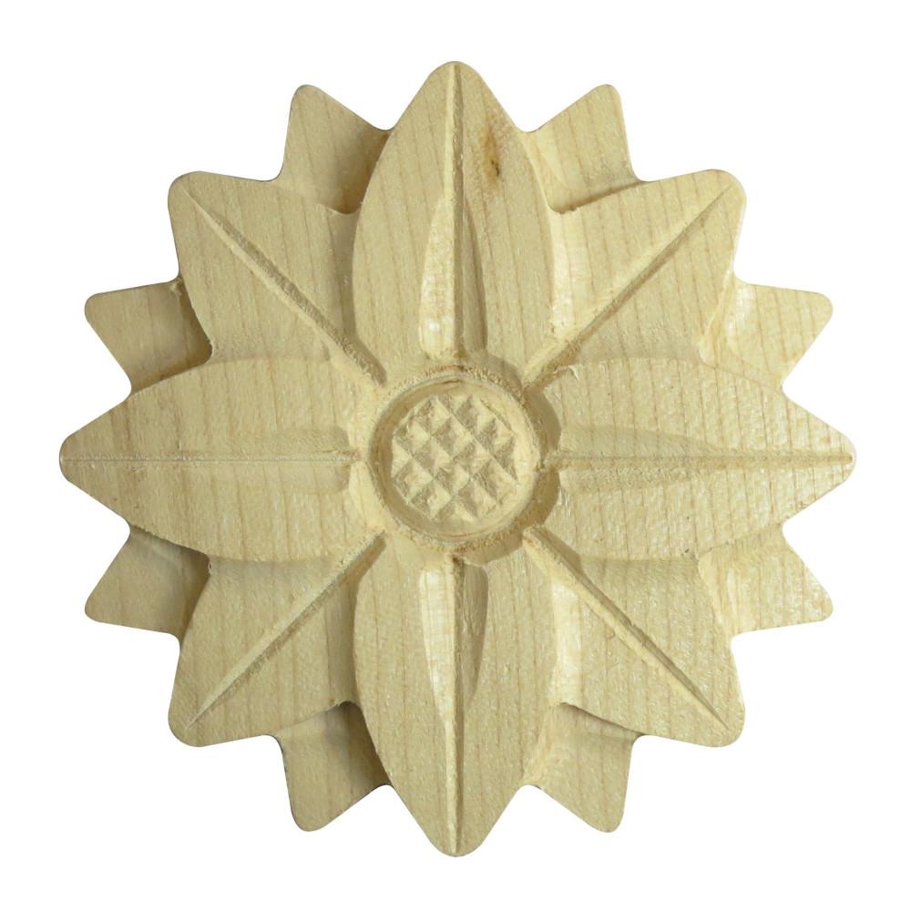 Dřevěný ornament pro nábytek