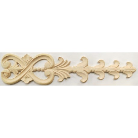 Carving from hardwood