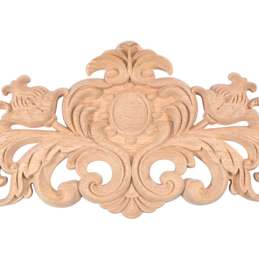 Square column shape wooden legs for furniture