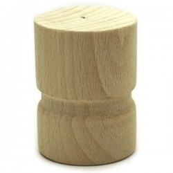 cylinder shape furniture leg