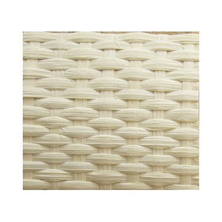 Rattan webbing for rattan screen divider to modern interior decoration