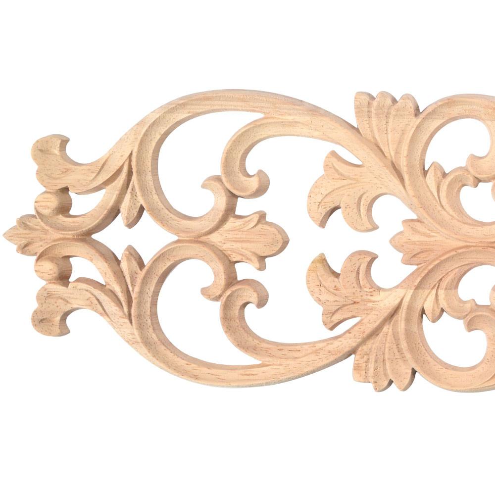Dřevěné nohy skříně a dřevěné nohy nábytku