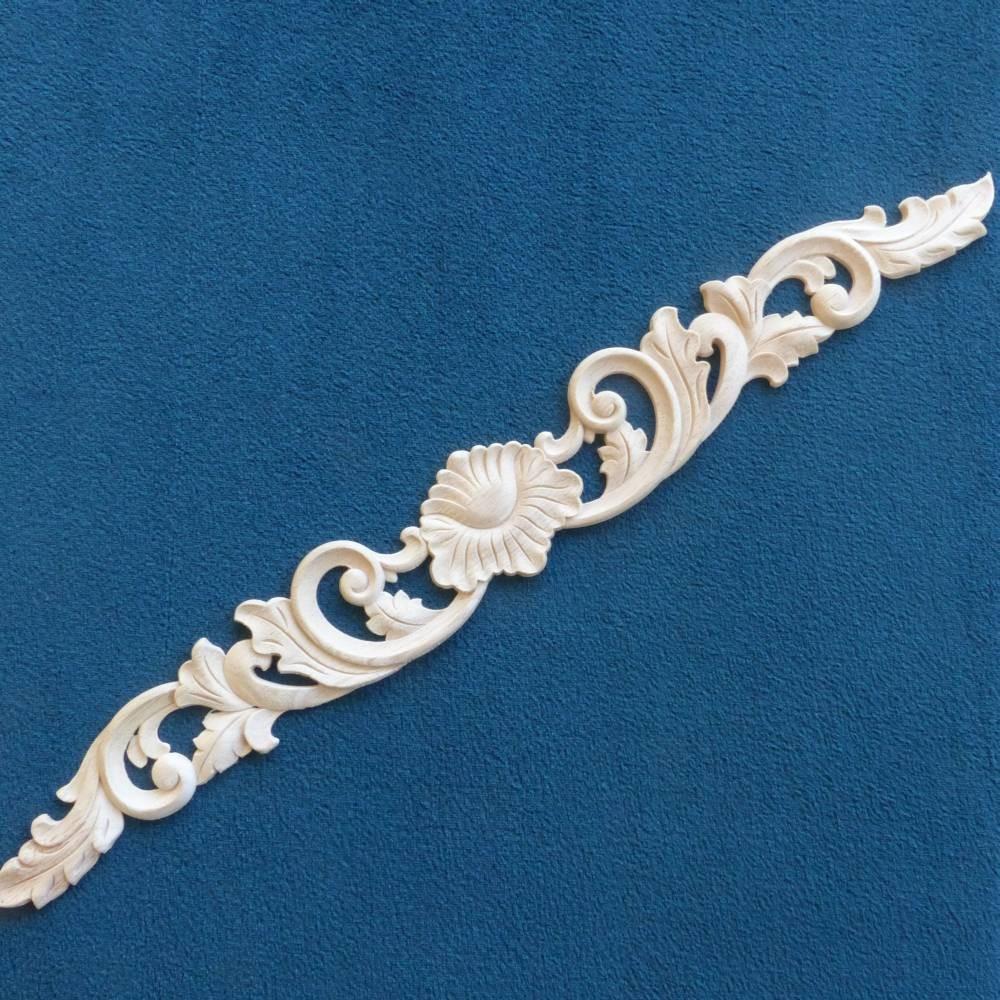 Stylová dřevěná noha nábytku