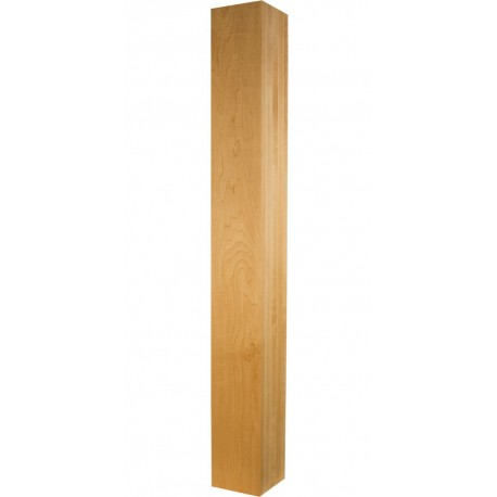 Squre shaped wooden legs for dining table