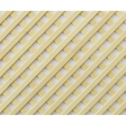 Natural colours diamond trellis panel (65cm x 125cm)