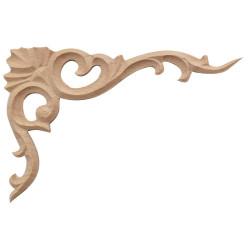 Textilre ragasztott barna bambusz falburkoló panel