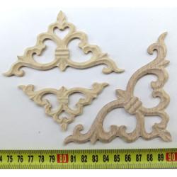Bambusz lambéria, falvédő