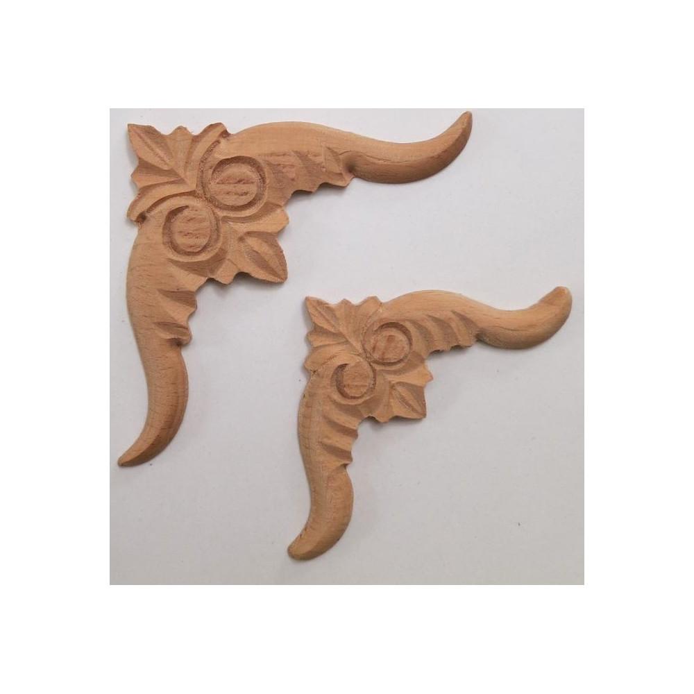 Dvoubarevné bambusové rohože na stěnu