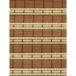 Bamboo blinds for wall covering