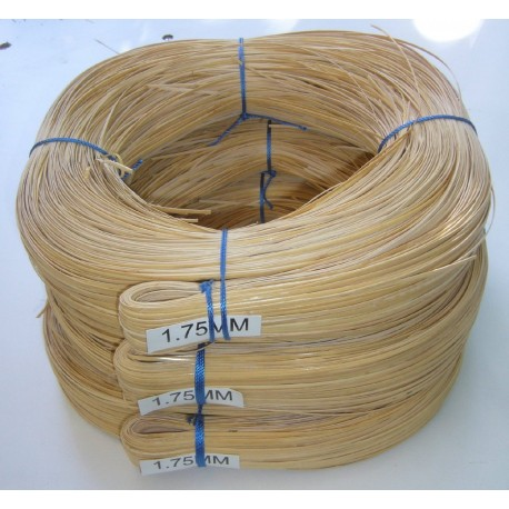 Chair cane and rattan weaving material from our chair cane supplies
