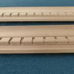 Hranatý rám zrcadla TK-B
