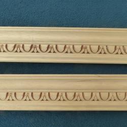 Oválný rám zrcadla z Exoty TK-A