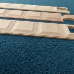 Rosette wood RK-837