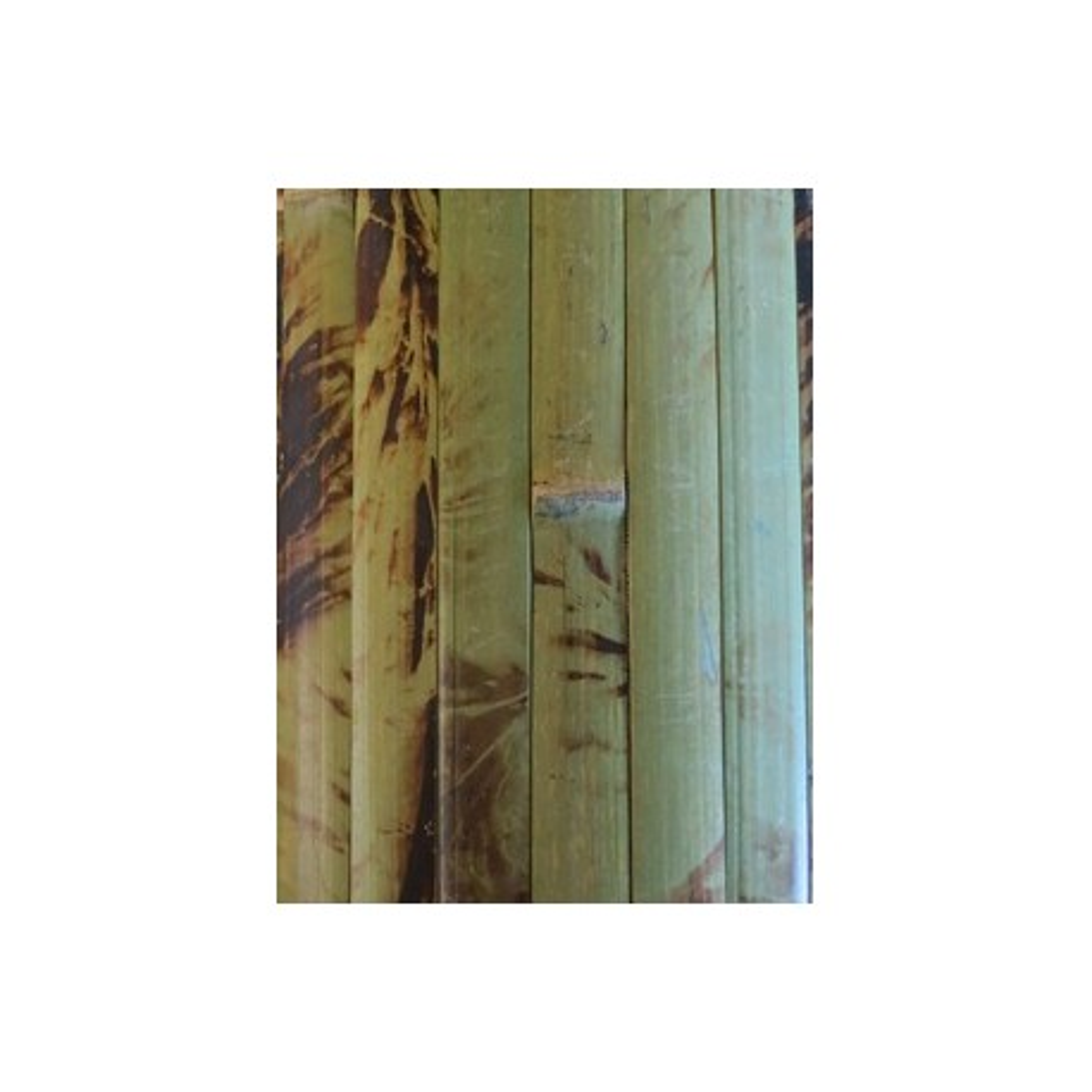 Green bamboo rolls