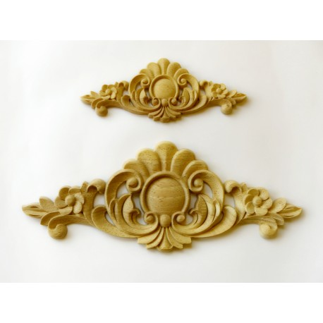 Wood carving ornament RK-630