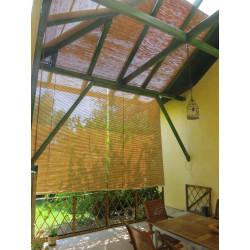 Vyřezávaný ornament - rozeta s motivem Kviet - ve tvaru kruhu