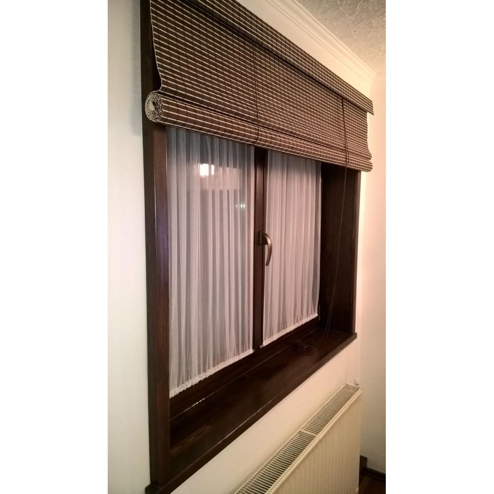 Wooden rosette RK-773