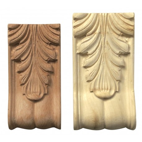 Carved mouldings, decorative wood panels