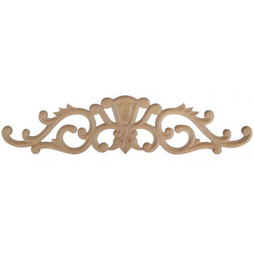 Dekoratívní dřevěný ukončovací prvek