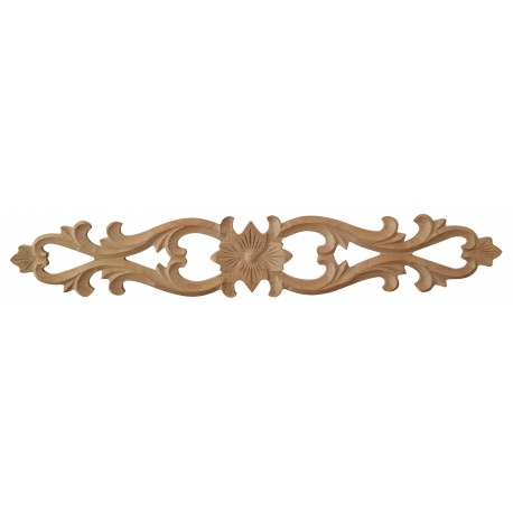Decorative carved wood, moulding