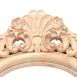 Akantus leafy corner ornament