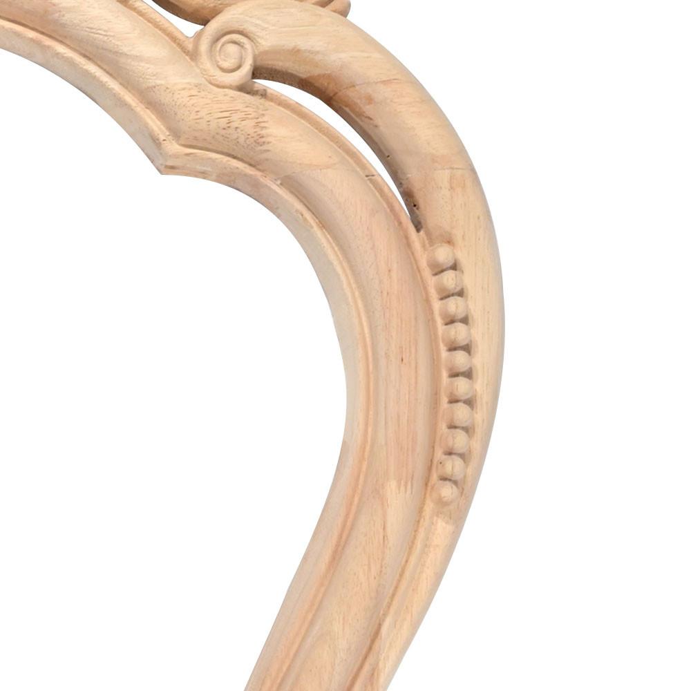 Dřevěná rohová ozdoba
