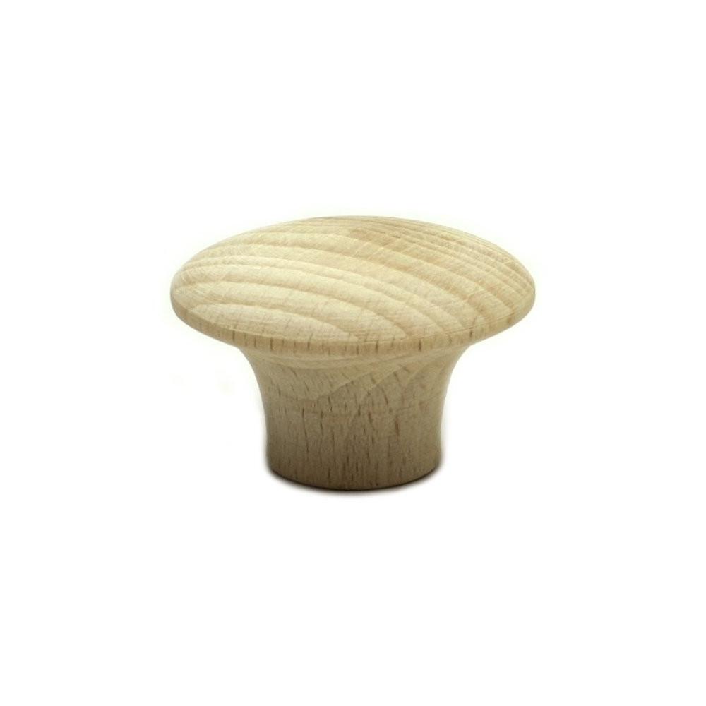 Drevéný ornament květinové koše