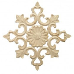 Wooden carved ornament FN-423