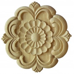 Rosette from hardwood RK-751