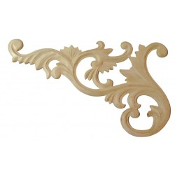 Corner decorative ornament