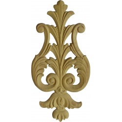 Rosette, carving, ornament