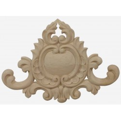 Wood carving ornament RK-639