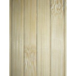 Plain bamboo wall cladding for beadboard