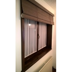 Extra wide 200cm bamboo blind