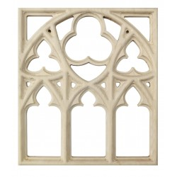 Carved gothic ornament